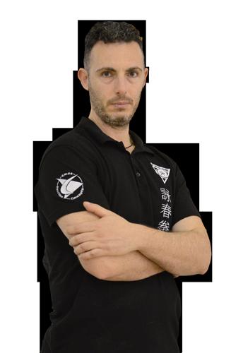Alberto Soriani Istruttore Wing Chun Kung Fu Emas